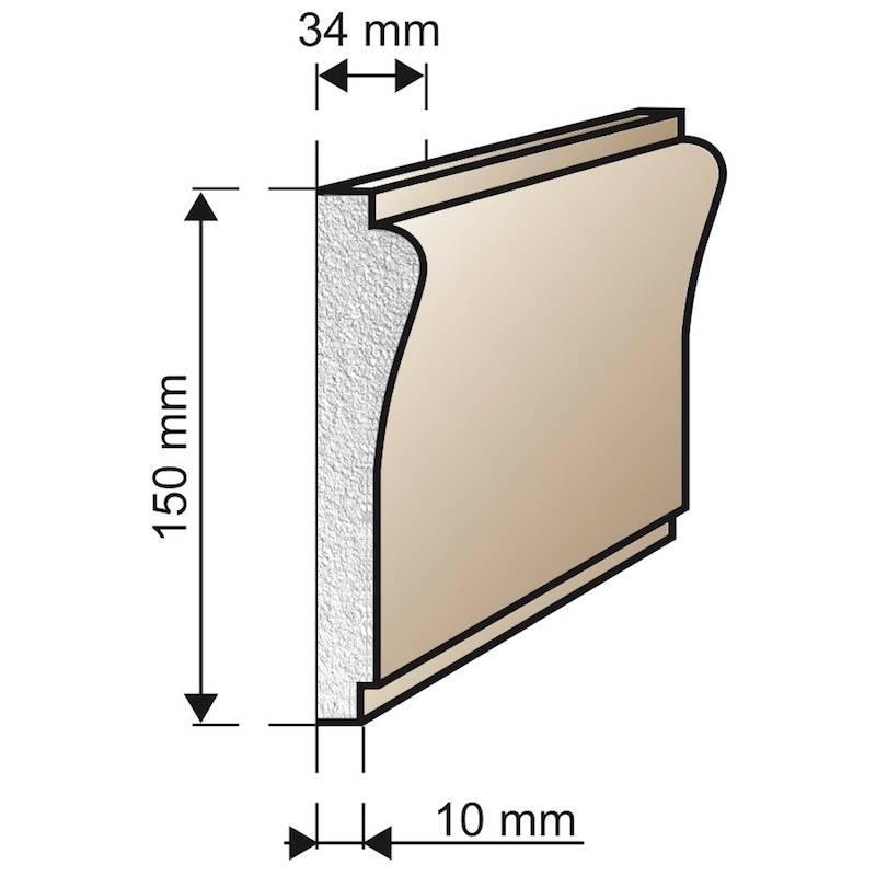 Špaleta A12