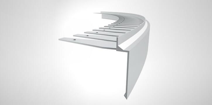 Balkónový profil FLEXI