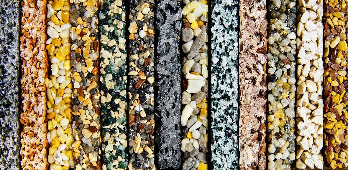 Kamenný koberec PresStone